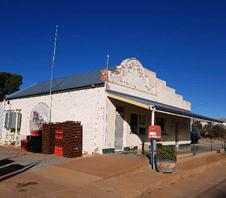 Carrieton Store Exterior